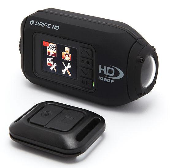 drift hd mini action camera compact size hd wearable video rh ragecams com Drift Innovation HD 720P Drift HD Ghost Action Camera