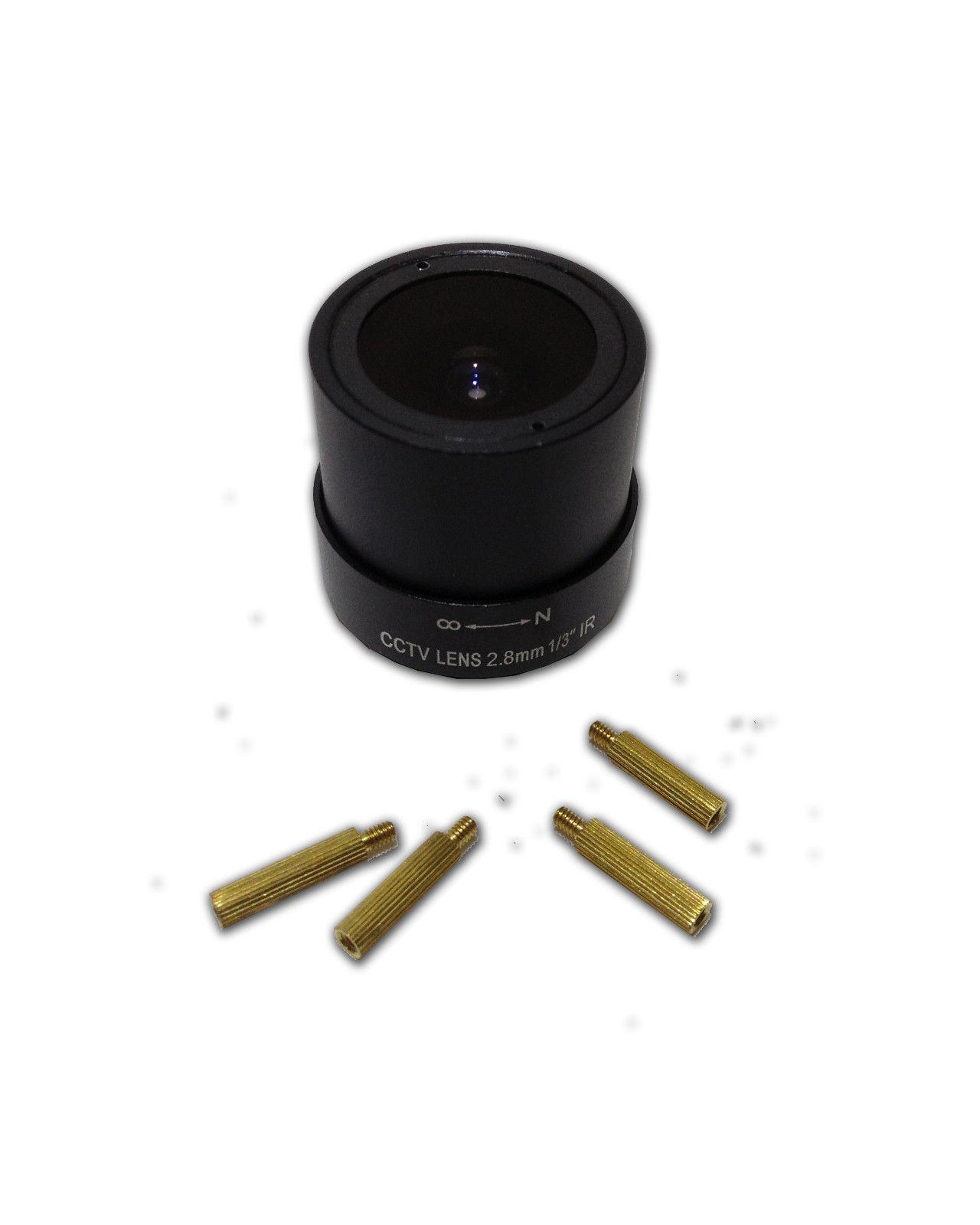 2.8mm Foscam lens fi8905w 9802w FI9804W Insteon 75791