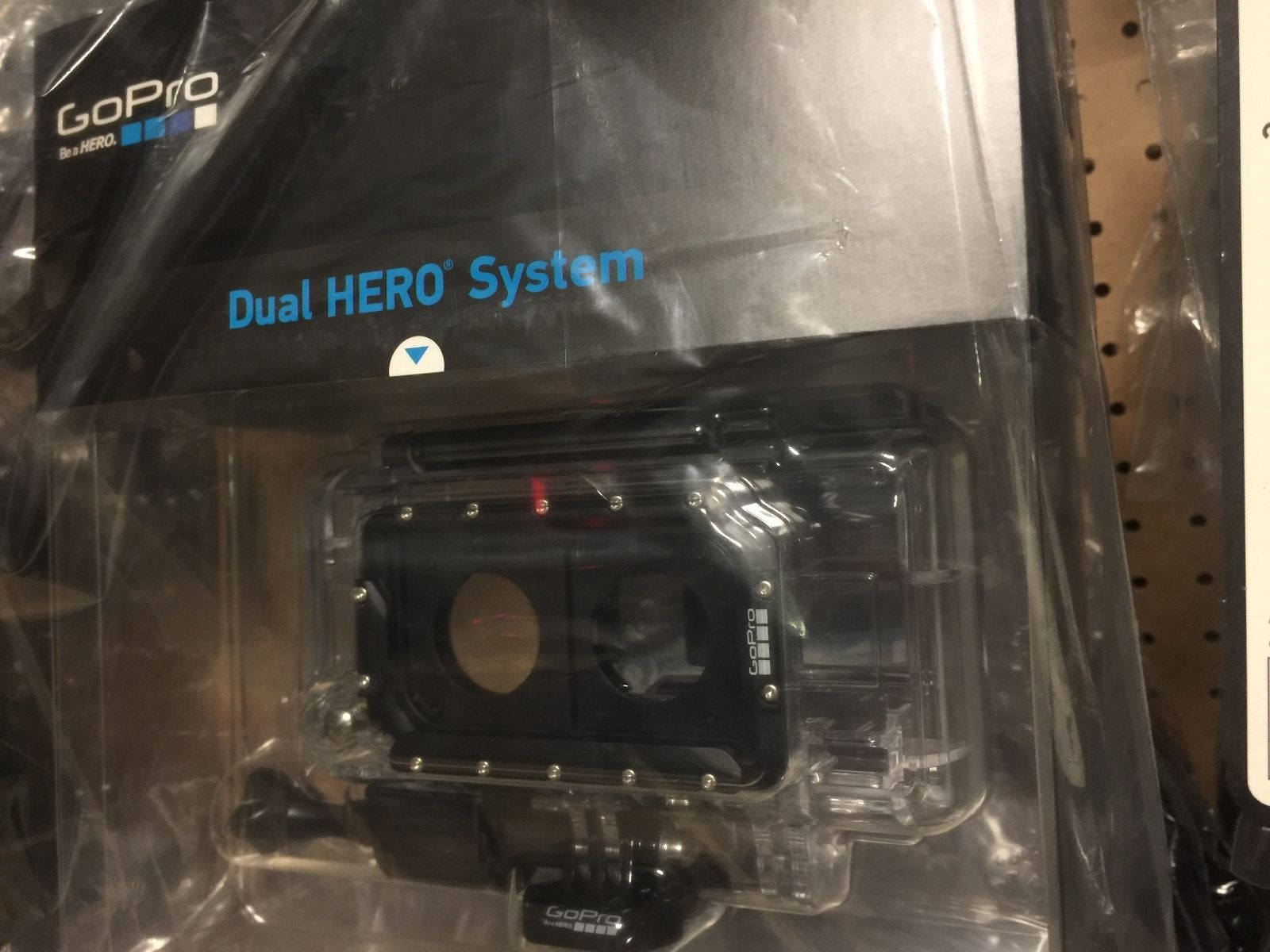 3D Gopro HD Dual Hero 3+ Underwater Camera Housing AHD3D-301