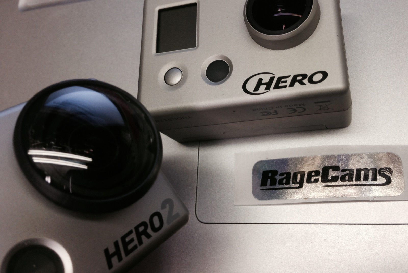 Gopro Parts Acc Hd Wearable Video Custom Mods By Ragecams Hero Remote 20 Glass Lens Cap Guard Clear Protector Cover Sheild For