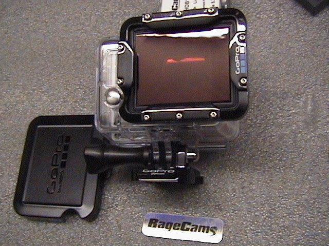 Red Lens Gopro Red Filter Square For Gopro