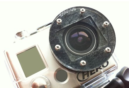 Lens Gopro hd Gopro hd Underwater Oculus