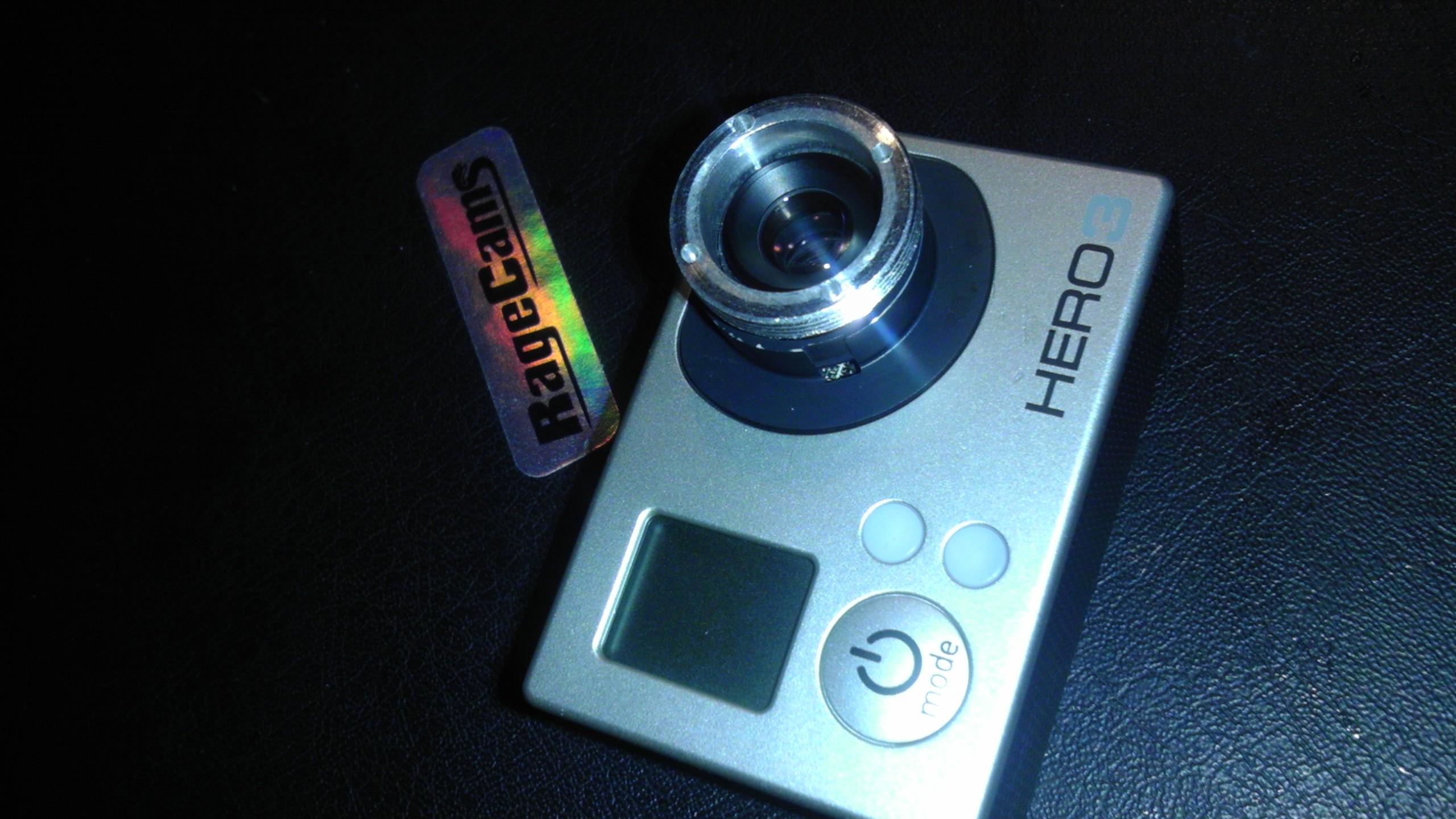 Lens Gopro hd Gopro hd Hero3 Hero 3 Hd3