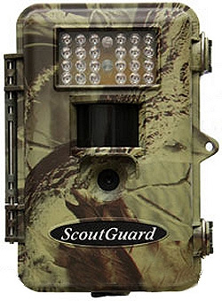 Scout guard kaukosäädin